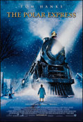 """Movie Posters:Animation, The Polar Express (Warner Brothers, 2004). One Sheet (27"""" X 40"""") DS Advance. Animation.. ..."""