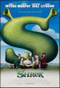 """Movie Posters:Animation, Shrek (DreamWorks, 2001). One Sheet (27"""" X 40"""") DS. Animation.. ..."""