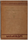 Books:Books about Books, Charles Gerring. LIMITED/SIGNED Notes on Book Binding. Frank Murray, 1899. Limited to 100 copies signed by the a...