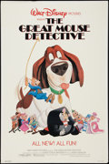 """Movie Posters:Animation, The Great Mouse Detective (Buena Vista, 1986). One Sheet (27"""" X 41""""). Animation.. ..."""