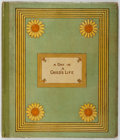 Books:Children's Books, Kate Greenaway, illustrator. A Day in a Child's Life. GeorgeRoutledge and Sons, [N.d.]. First edition. Pictoria...