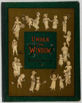 Books:Children's Books, Kate Greenaway. Under the Window Pictures and Rhymes forChildren. George Routledge & Sons, [N.d.]. First editio...