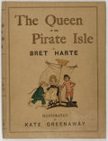 Books:Children's Books, Kate Greenaway, illustrator. The Queen of Pirate Isle.Chatto and Windus, [N.d.]. First edition. Pictorial board...
