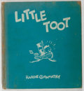 Books:Children's Books, Hardie Gramatky. INSCRIBED Little Toot. G. P. Putnam's Sons,1939. Third printing. Inscribed by the author with ...