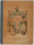 Books:Literature Pre-1900, Juliana Horatia Ewing. Jackanapes. Society for PromotingChristian Knowledge, [N.d.]. Early edition. Pictorial b...
