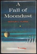 Books:Science Fiction & Fantasy, Arthur C. Clarke. A Fall of Moondust. New York: Harcourt, Brace & World, [1961]. First edition. Signed....