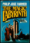 Books:Science Fiction & Fantasy, Philip Jose Farmer. The Magic Labyrinth. New York: Berkeley, [1980]. First edition. Inscribed at two separate ...
