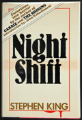 Books:Horror & Supernatural, Stephen King. Night Shift. Garden City: Doubleday, [1978].Later edition (possible book club). Inscribed by King....