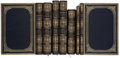 Books:Fine Bindings & Library Sets, Henry Howard Harper. [Uniformly Bound First Editions]. Boston, New York: 1912-1923. Seven volumes. Three signed or inscrib... (Total: 7 Items)