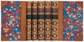 Books:Fine Bindings & Library Sets, J. H. Merle D'Aubigné. History of the Great Reformation inGermany, Switzerland, &c. London: Walther,1840-1853.... (Total: 13 Items)