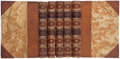 Books:Fine Bindings & Library Sets, Thomas De Quincey. The Works of Thomas De Quincey. London: A. & C. Black, 1863. Second Edition. 15 volumes.... (Total: 15 Items)