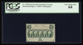 Fractional Currency:First Issue, Fr. 1310 50¢ First Issue PCGS Very Choice New 64.. ...