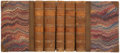 Books:Fine Bindings & Library Sets, James Fenimore Cooper. The Choice Works of Cooper. New York: 1856. 20 volumes.... (Total: 20 Items)