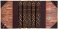 Books:Fine Bindings & Library Sets, Lord Byron. The Works of Lord Byron. London: Murray,1832-1833. . ... (Total: 17 Items)