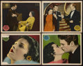 "Movie Posters:Mystery, Darkened Rooms (Paramount, 1929). Lobby Cards (4) (11"" X 14""). Mystery.. ... (Total: 4 Items)"