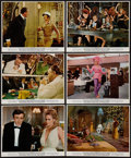 "Movie Posters:James Bond, Casino Royale (Columbia, 1967). Color Photo Set of 12 (8"" X 10""). James Bond.. ... (Total: 12 Items)"