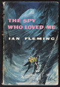 "Movie Posters:James Bond, The Spy Who Loved Me (The Book Club, London, 1962). Book (189Pages, 5"" X 7.5""). James Bond.. ..."