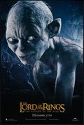 """Movie Posters:Fantasy, The Lord of the Rings: The Return of the King (New Line, 2003). One Sheet (26.75"""" X 40"""") DS Advance. Gollum Style. Fantasy...."""
