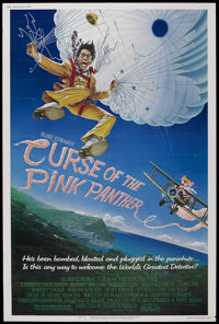 "Curse of the Pink Panther (MGM/UA, 1983). Poster (40"" X 60""). Comedy"