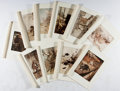 Books:Prints & Leaves, Lot of Ten Arthur Rackham Color Illustrations from Grimm's FairyTales. From Grimm's Fairy Tales, London: William Heinem...