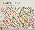 Books:Art & Architecture, Michael Crichton. Jasper Johns. New York: Abrams, [1977]. First edition. Inscribed and signed by Crichton....