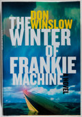 Books:Mystery & Detective Fiction, Don Winslow. SIGNED. The Winter of Frankie Machine. Knopf,2006. First edition, first printing. Fine....