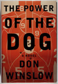 Books:Mystery & Detective Fiction, Don Winslow. SIGNED. The Power of the Dog. Knopf, 2005.First edition, first printing. Signed by the author. Fin...