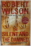 Books:Mystery & Detective Fiction, Robert Wilson. The Silent and the Damned. HarperCollins, [n.d.] Title page excised. Fair....