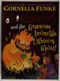 Books:Children's Books, Cornelia Funke. SIGNED. Ghosthunters and the Gruesome InvincibleLightning Ghost! Chicken House/Scholastic, 2006. Fi...