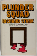 Books:Mystery & Detective Fiction, [Donald Westlake]. Richard Stark. Plunder Squad. RandomHouse, 1972. First edition, first printing. Minor rubbin...