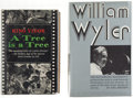 Books:Art & Architecture, [Hollywood Directors]. Three Books Inscribed by Famous Hollywood Directors, including: Frank Capra, William Wyler, and...