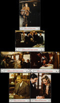 "Movie Posters:Mystery, Murder on the Orient Express (Paramount, 1974). Spanish Lobby CardSet of 12 (9.5"" X 13.5""). Mystery.. ... (Total: 12 Items)"