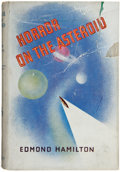 Books:Science Fiction & Fantasy, Edmond Hamilton. Horror on the Asteroid. London: PhilipAllan, 1936. First edition....