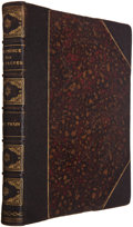 Books:Fiction, Mark Twain [Samuel L. Clemens]. The Prince and the Pauper.Boston: Osgood, 1882. First edition....