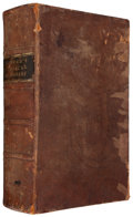 Books:Medicine, [Robert F. Kennedy, assn]. Samuel Cooper. A Dictionary of Practical Surgery... NY: Harper, 1834. Later edition. Ro...