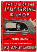 Books:Mystery & Detective Fiction, Erle Stanley Gardner. The Case of the Stuttering Bishop. NewYork: Morrow, 1936. First edition....