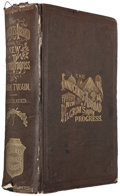 Books:Literature Pre-1900, Mark Twain. The Innocents Abroad, or the New Pilgrim'sProgress. Hartford, American, 1869. First edition, firstissu...