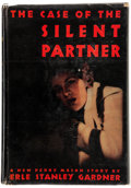 Books:Mystery & Detective Fiction, Erle Stanley Gardner. The Case of the Silent Partner. NewYork: Morrow, 1940. First edition....