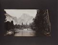 Books:Photography, [Photographs of Yosemite]. Original Silver Gelatin Photographs ofYosemite National Park. [ca. 1900]. 37 small photographs....