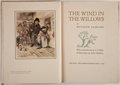 Books:Children's Books, [Arthur Rackham, illustrator]. Kenneth Grahame. The Wind in theWillows. New York: LEC, 1940. One of 2,020 cop...