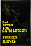 Books:Horror & Supernatural, Stephen King. The Dark Tower: The Gunslinger. [WestKingston]: Donald M. Grant, [1982]. First trade edition. ...
