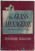 Books:Literature 1900-up, Tennessee Williams. The Glass Menagerie. New York: RandomHouse, [1945]. First edition....