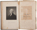 Books:Americana & American History, Thomas Jefferson. Memoir, Correspondence, and Miscellanies,Papers of Thomas Jefferson. Charlottesville: Carr, 1829....(Total: 4 Items)