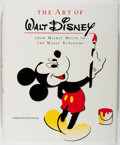 Books:Art & Architecture, [Disney]. Christopher Finch. The Art of Walt Disney. Abradale/Abrams, 1983. Later edition. Minor rubbing and toning ...