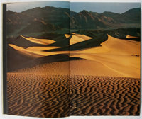 David Muench [photographer]. Edward Abbey. Desert Images. Harcourt Brace Jovanovich, 1979. Firs