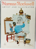 Books:Art & Architecture, Norman Rockwell. Artist and Illustrator. Abrams, 1975. First edition, first printing. Rubbing and soiling to jacket....