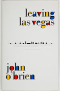 Books:Literature 1900-up, John O'Brien. Leaving Las Vegas. [Wichita, Kansas]:Watermark Press, [1990]. First edition, signed by the auth...
