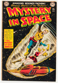Golden Age (1938-1955):Science Fiction, Mystery in Space #5 (DC, 1952) Condition: VG-....