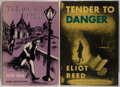 Books:Mystery & Detective Fiction, Eliot Reed. Two First Edition Mysteries, including: Tender toDanger; The Maras Affair. New York: The Crime Club, 19...(Total: 2 Items)