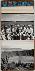 Books:Americana & American History, [Photography]. Mexican Agricultural Program of the RockefellerFoundation. [ca. 1950]. 40 b&w photographs....